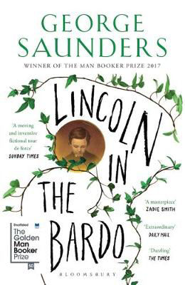 Picture of Lincoln in the Bardo: WINNER OF THE MAN BOOKER PRIZE 2017