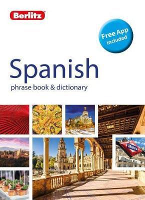 Picture of Berlitz Phrase Book & Dictionary Spanish