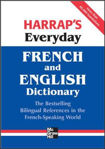 Picture of Harrap's Everyday French and English Dictionary