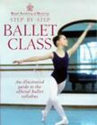 Picture of Step-by-step Ballet Class
