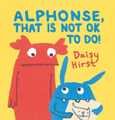 Picture of Alphonse, That Is Not OK to Do!