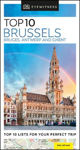 Picture of DK Eyewitness Top 10 Brussels, Bruges, Antwerp and Ghent
