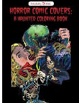 Picture of Horror Comic Covers - Colouring Book