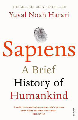 Picture of Sapiens: A Brief History of Humankind