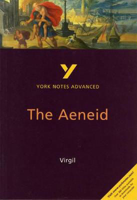 Picture of York Advanced Notes Aeneid Virgil