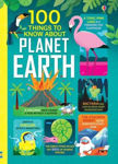 Picture of 100 Things to Know About Planet Earth
