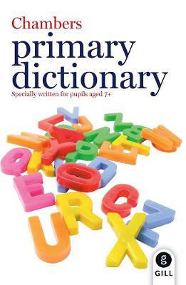Picture of CHAMBERS PRIMARY DICTIONARY