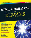 Picture of Html, Xhtml And Css For Dummies