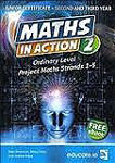 Picture of Maths In Action 2 Ordinary Level Junior Cert