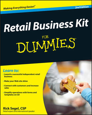 Picture of Retail Business Kit for Dummies