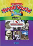Picture of Small World 6 Sixth Class History Text Book CJ Fallon