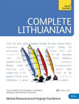 Picture of Complete Lithuanian Beginner to Intermediate Course: (Book and audio support)