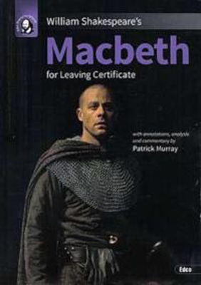 Picture of Macbeth With Notes New Edition Leaving Cert Ed Co
