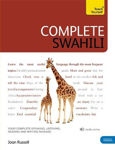 Picture of Complete Swahili Beginner to Intermediate Course: (Book and audio support)