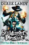Picture of Skulduggery Pleasant 1