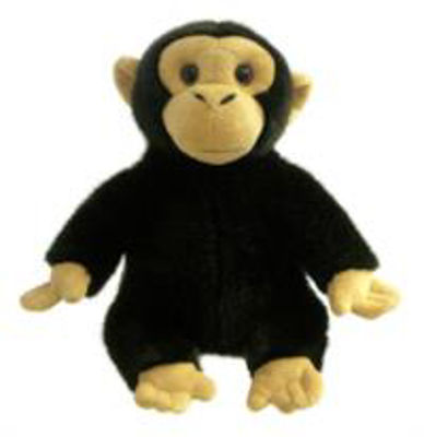 Picture of Chimp Small Hand Puppet