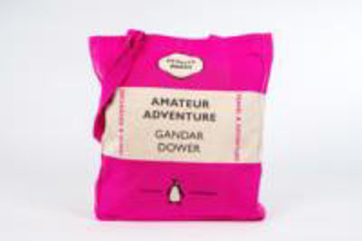 Picture of Amateur Adventure Penguin Tote Bag