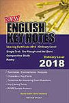 Picture of New English Key Notes Ordinary Level Leaving Cert 2018 Mentor Books