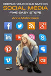 Picture of KEEPING YOUR CHILD SAFE ON SOCIAL MEDIA: FIVE EASY STEPS