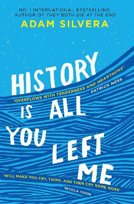 Picture of History Is All You Left Me: A Zoella Book Club 2017 novel