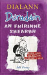 Picture of Dialann Dúradáin An Fhírinne Shearbh (Diary of a Wimpy Kid the Ugly Truth)