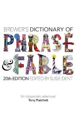 Picture of Brewer's Dictionary of Phrase and Fable (20th edition)