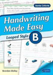 Picture of Handwriting Made Easy Looped Style Book B Senior Infants CJ Fallon