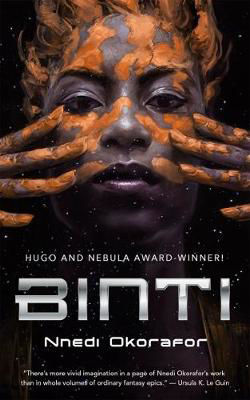 Picture of Binit - Nebula Best Novella 2016