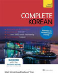 Picture of Complete Korean Beginner to Intermediate Course: (Book and audio support)