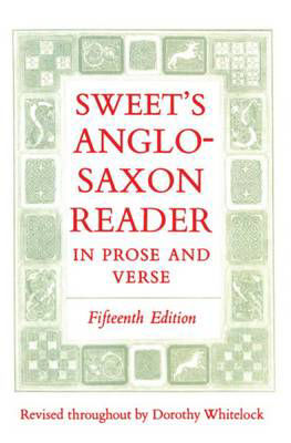 Picture of SWEET'S ANGLO-SAXON READER IN PROSE