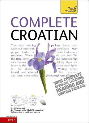 Picture of Complete Croatian Beginner to Intermediate Course: (Book and audio support)