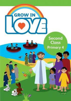 Picture of Grow In Love Second Class Primary 4