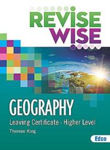 Picture of Revise Wise Geography Leaving Cert Higher Level Ed Co