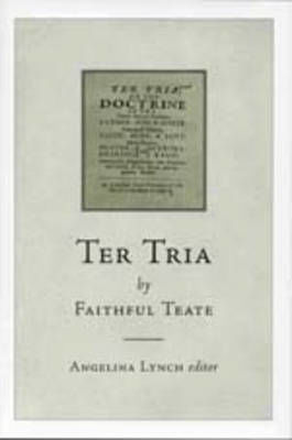 """Picture of """"Ter Tria"""" by Faithful Teate (Literature of Early Modern Ireland)"""