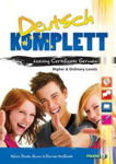 Picture of Deutsch Komplett Text and 2 CDs Leaving Cert German Folens