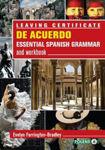 Picture of De Acuerdo Essential Spanish Grammar and Workbook Leaving Cert Folens