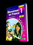 Picture of Bienvenue En France 1 Junior Cert Book And Cd 4th Edition With Free Ebook Folens