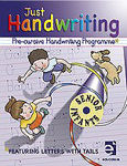 Picture of Just Handwriting for Senior Infants Educate