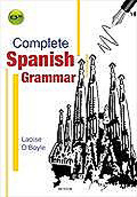 Picture of Complete Spanish Grammar for First to Sixth Year Mentor Books
