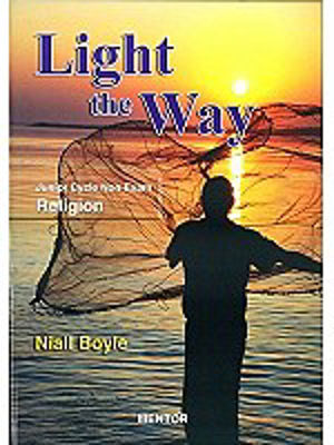 Picture of Light the Way Junior Cycle Religion Mentor Books
