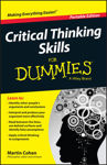 Picture of Critical Thinking Skills For Dummies