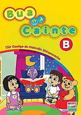 Picture of Bua na Cainte B Senior Infants Ed Co
