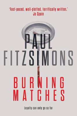 Picture of Burning Matches