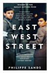 Picture of East West Street: On the Origins of Genocide and Crimes Against Humanity - Winner of the Baillie Gifford Prize for Non-fiction