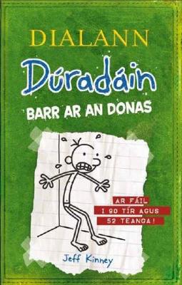 Picture of Dialann Duradain Barr ar an Donas #3 Last Straw