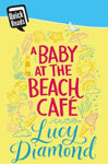 Picture of A Baby at the Beach Cafe
