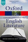 Picture of Concise Oxford Companion to English Literature