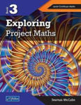 Picture of Exploring Project Maths Book 3 Junior Cert Maths CJ Fallon