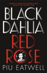 Picture of Black Dahlia Red Rose