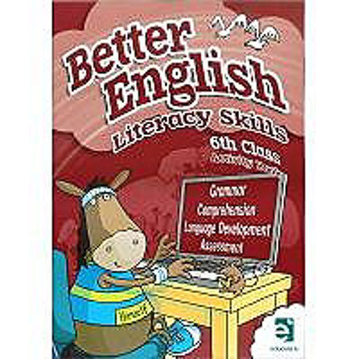 Picture of Better English Literacy Skills 6th Class Activity Book Educate